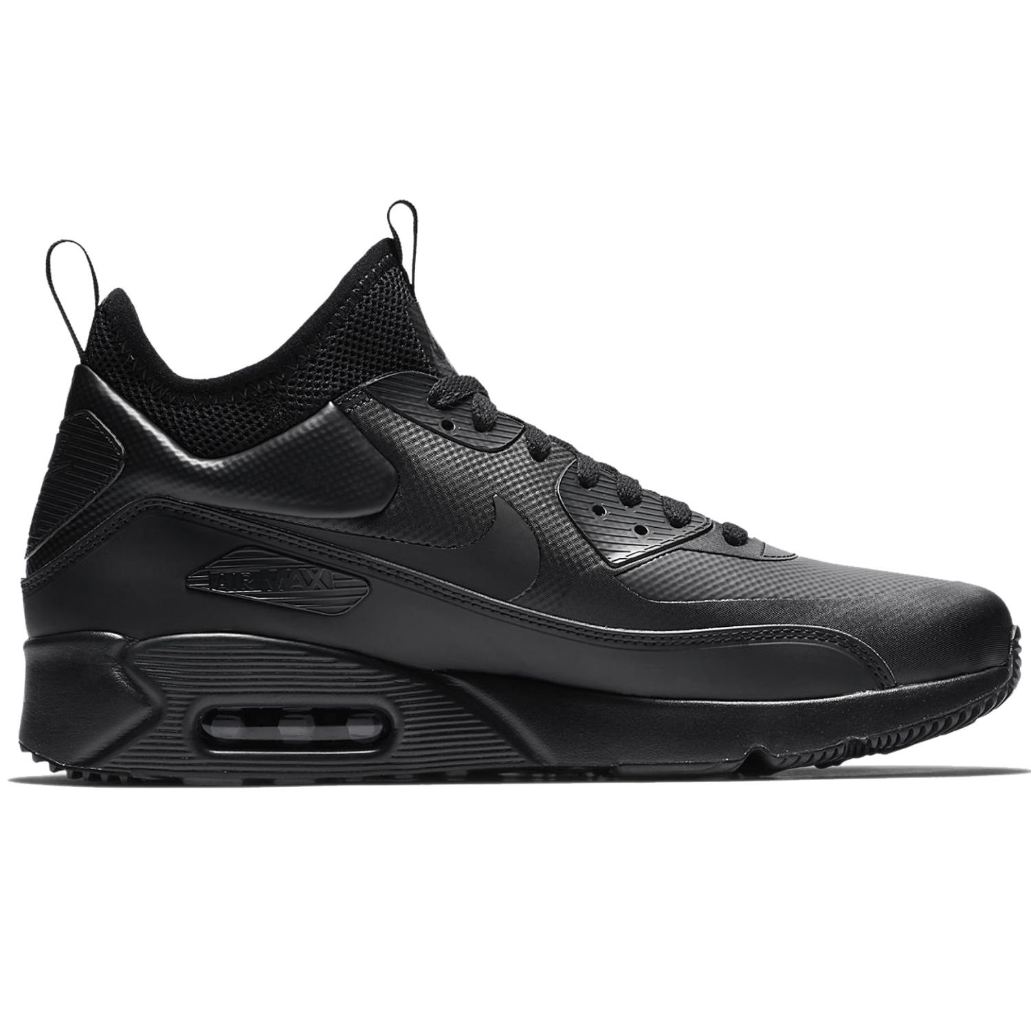 Buty NIKE Air Max 90 Ultra Mid Winter 924458 004 Black