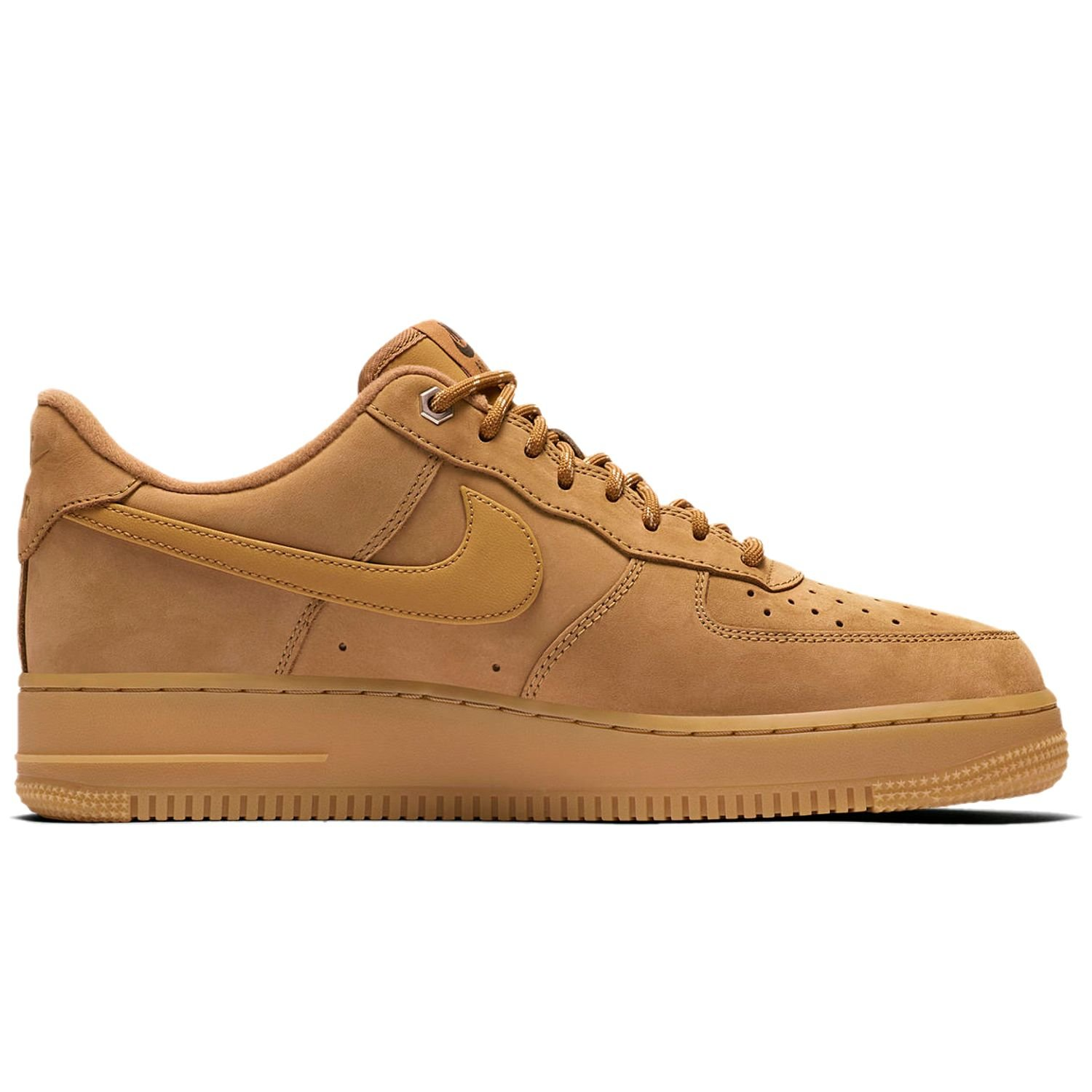 Nike Air Force 1 07 WB Męskie Brązowe (CJ9179 200)
