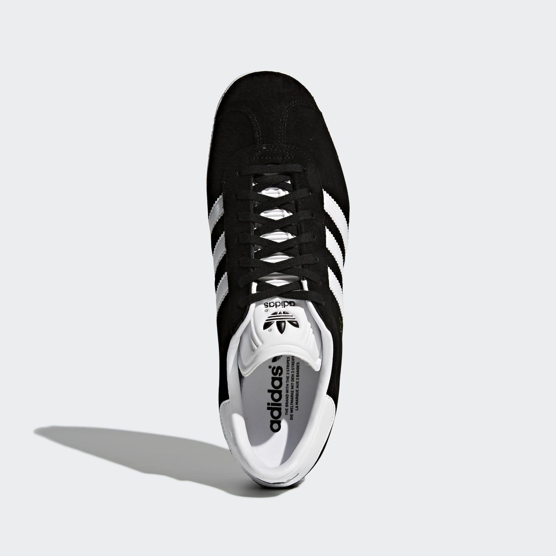 Buty męskie adidas Gazelle Core Black/White BB5476