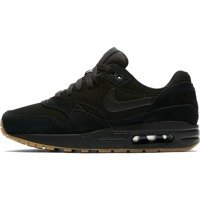 BUTY JUNIOR LIFESTYLE NIKE AIR MAX 1 CZARNE 807602-008