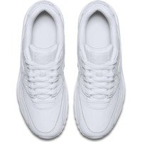 Buty juniorskie Nike Air Max 90 Leather All White 833412 100